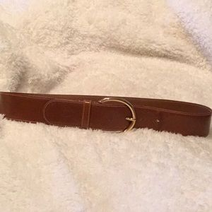 Gucci brown belt with good buckle- Authentic!!!